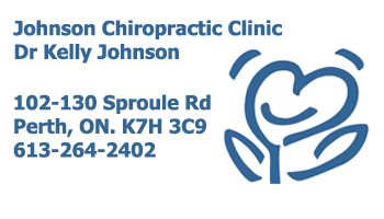 Chiropractic Perth, ON | Johnson Chiropractic
